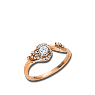 Brogle Selection Ring Illusion 1U997RW