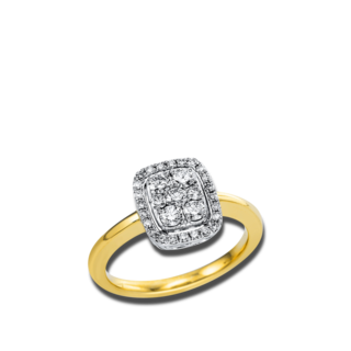 Brogle Selection Ring Illusion 1V672GW