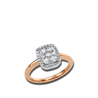 Brogle Selection Ring Illusion 1V672RW