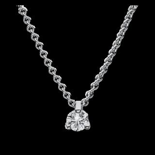Brogle Selection Halskette mit Anhänger Promise 4A020W8-1