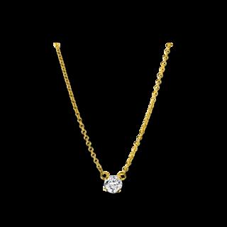 Brogle Selection Halskette mit Anhänger Promise 4A029G4-1