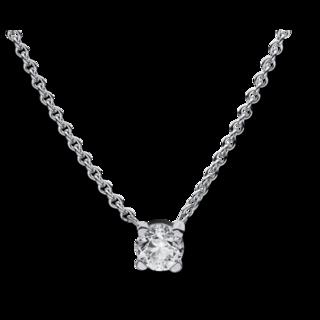 Brogle Selection Halskette mit Anhänger Promise 4A029W8-1