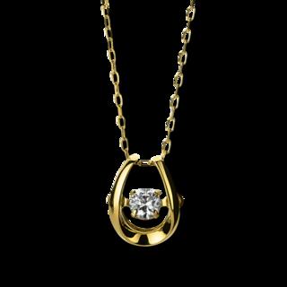 Brogle Selection Halskette mit Anhänger Promise 4A096G8-1