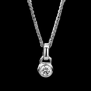 Brogle Selection Halskette mit Anhänger Promise 4A146W4-1