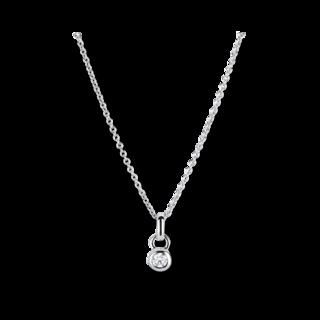 Brogle Selection Halskette mit Anhänger Promise 4A231W4-2