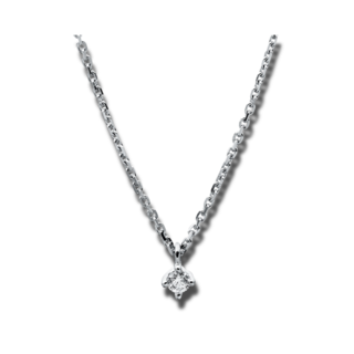 Brogle Selection Halskette mit Anhänger Promise 4A305W8-6