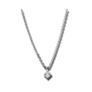 Brogle Selection Halskette mit Anhänger Promise 4A306W4-4