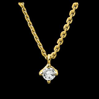 Brogle Selection Halskette mit Anhänger Promise 4A307G4-1