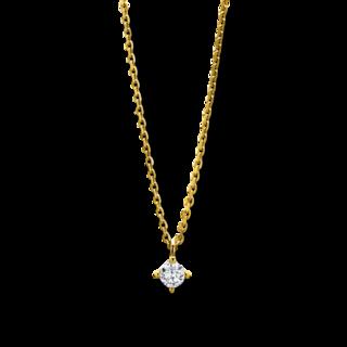 Brogle Selection Halskette mit Anhänger Promise 4A309G4-1