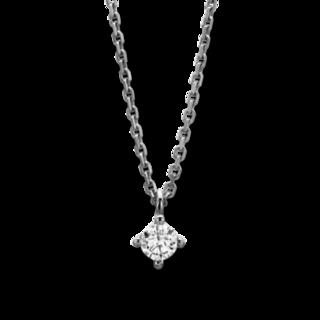Brogle Selection Halskette mit Anhänger Promise 4A309W4-6