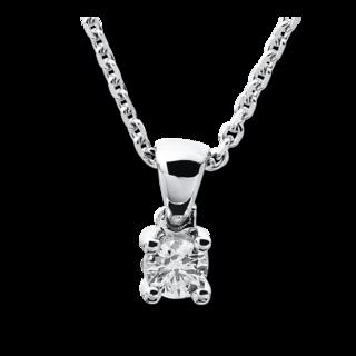 Brogle Selection Halskette mit Anhänger Promise 4A316W4-4