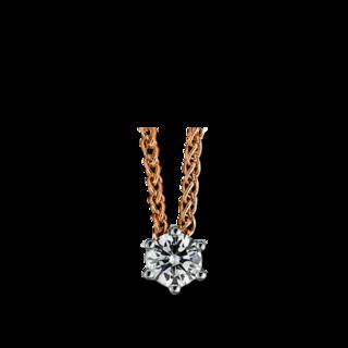 Brogle Selection Halskette mit Anhänger Promise 4A343RW8-1