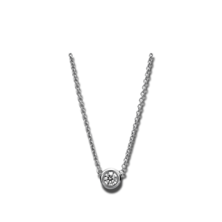 Brogle Selection Halskette mit Anhänger Promise 4A367W4-3