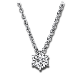 Brogle Selection Halskette mit Anhänger Promise 4A373W8-3