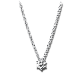 Brogle Selection Halskette mit Anhänger Promise 4A375W4