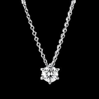 Brogle Selection Halskette mit Anhänger Promise 4A379W8-6