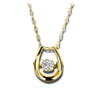 Brogle Selection Halskette mit Anhänger Promise 4A521G8-1