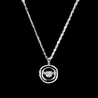 Brogle Selection Halskette mit Anhänger Promise 4A523W0-2