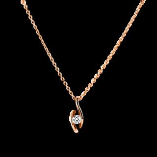Brogle Selection Halskette mit Anhänger Promise 4A578R8-3
