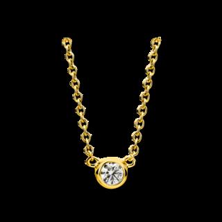 Brogle Selection Halskette mit Anhänger Promise 4A608G8-1