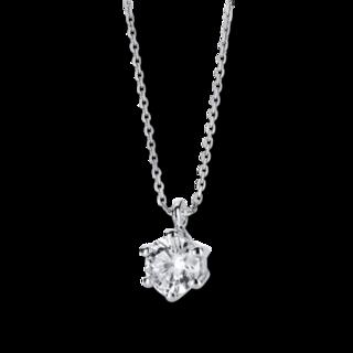 Brogle Selection Halskette mit Anhänger Promise 4A708W4-2