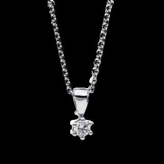 Brogle Selection Halskette mit Anhänger Promise 4A709W4-1