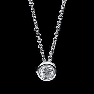 Brogle Selection Halskette mit Anhänger Promise 4A768W4-1