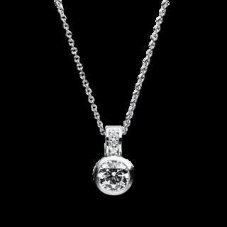 Brogle Selection Halskette mit Anhänger Promise 4A773W4-1