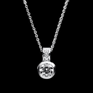 Brogle Selection Halskette mit Anhänger Promise 4A773W8-1
