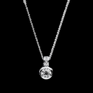 Brogle Selection Halskette mit Anhänger Promise 4A775W4-2