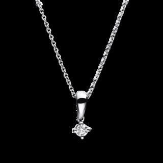 Brogle Selection Halskette mit Anhänger Promise 4A778W4-2