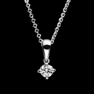 Brogle Selection Halskette mit Anhänger Promise 4A779W4-2