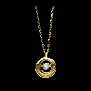 Brogle Selection Halskette mit Anhänger Promise 4A798G8-1