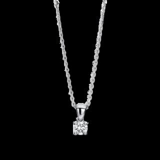 Brogle Selection Halskette mit Anhänger Promise 4A811W8-1