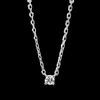 Brogle Selection Halskette mit Anhänger Promise 4A848W4-1