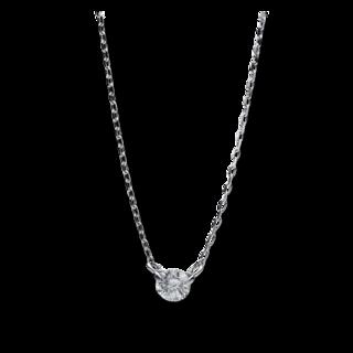 Brogle Selection Halskette mit Anhänger Promise 4A951W8-1