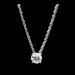 Brogle Selection Halskette mit Anhänger Promise 4B078W8-2