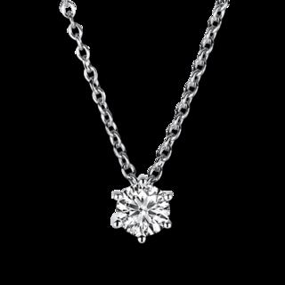 Brogle Selection Halskette mit Anhänger Promise 4B109W8-3