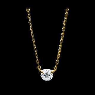 Brogle Selection Halskette mit Anhänger Promise 4B131G8-1