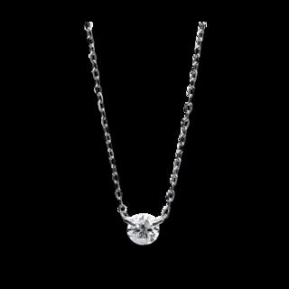 Brogle Selection Halskette mit Anhänger Promise 4B131W8-1