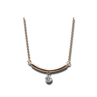 Brogle Selection Halskette mit Anhänger Promise 4B203R8-1