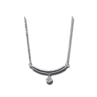 Brogle Selection Halskette mit Anhänger Promise 4B203W4-1