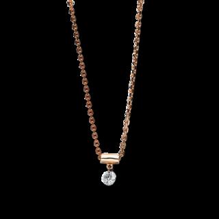 Brogle Selection Halskette mit Anhänger Promise 4B205R8-3