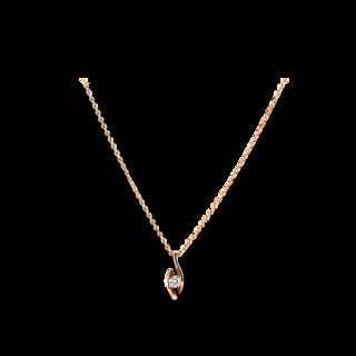 Brogle Selection Halskette mit Anhänger Promise 4B296R8-3