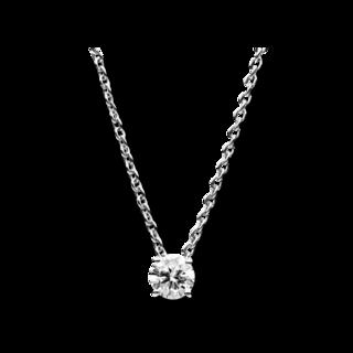 Brogle Selection Halskette mit Anhänger Promise 4B346W8-3