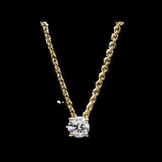 Brogle Selection Halskette mit Anhänger Promise 4B381G4-2