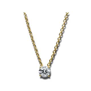 Brogle Selection Halskette mit Anhänger Promise 4B381G8-1