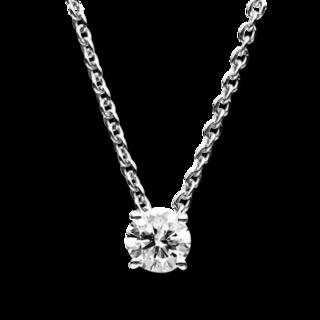 Brogle Selection Halskette mit Anhänger Promise 4B381W8-5