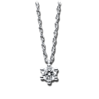 Brogle Selection Halskette mit Anhänger Promise 4B415W8-1