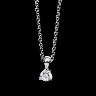 Brogle Selection Halskette mit Anhänger Promise 4B603W4-1